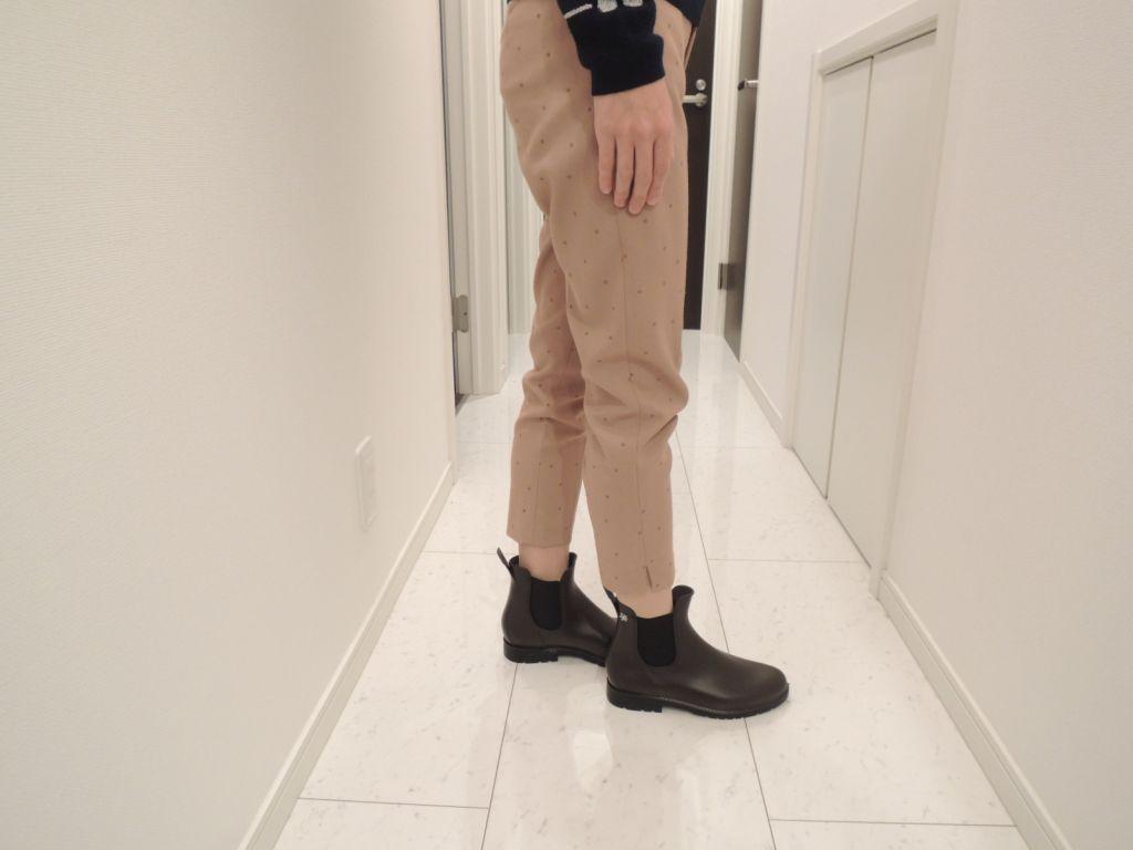 パンツを履いた時の様子1