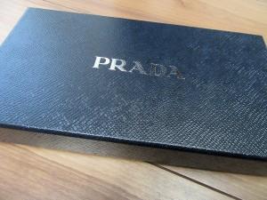 プラダ箱 写真